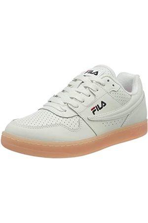 Fila Damen Arcade F wmn Sneaker, White/Coral Blush