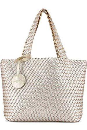 Ilse Jacobsen Wendbare Handtasche in und Silber