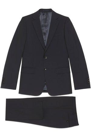 Gucci Herren Anzüge - Anzug aus Mohairwolle mit schmaler Passform