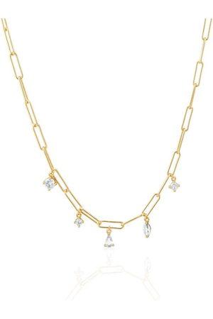 Sif Jakobs Halsketten - Halskette - Rimini - SJ-N22122-CZ-SG