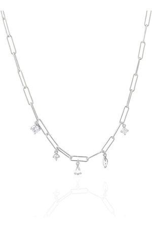 Sif Jakobs Halsketten - Halskette - Rimini - SJ-N22122-CZ-SS