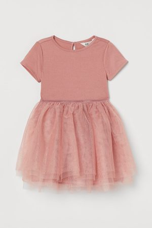H&M Kleid mit Tüllrock