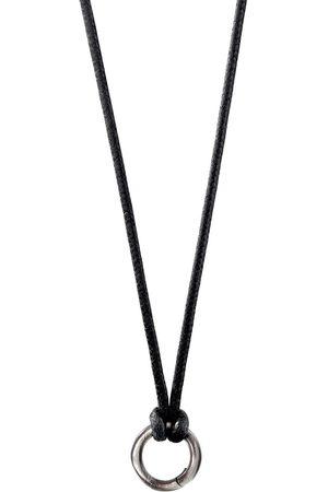 David Yurman Herren Halsketten - Circle amulet necklace