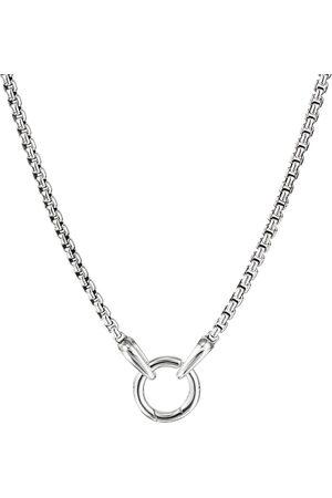 David Yurman Herren Halsketten - Circle charm necklace