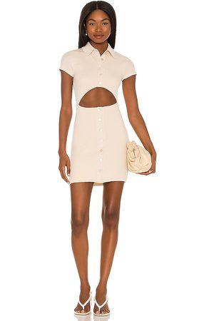 Lovers + Friends Tara Mini Dress in . Size XXS, XS, S, M, XL.