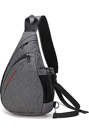 qihan Tasche Casual Crossbody Bag Mode Herren Handtasche Männer Brusttasche Männliche Schultertasche für 9
