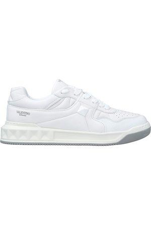 VALENTINO Herren Sneakers - Garavani - One Stud Mid Top Sneakers