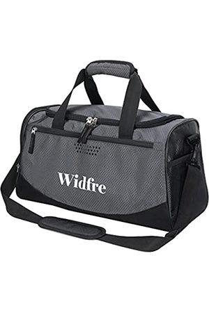 Widfre Sport Gym Bags Duffle Duffle Duffel Bag für Reisen, täglichen Gebrauch, TPU wasserdichte Tasche, Schuhfach