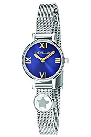 Morellato Damen Analog Quarz Uhr mit Edelstahl Armband R0153142521