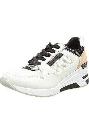 TOM TAILOR Damen 1191508 Sneaker, White