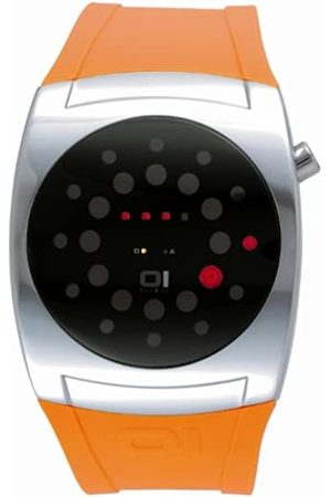Unbekannt The One Herren-Armbanduhr XL Lightmare Digital Plastik L102R3OR