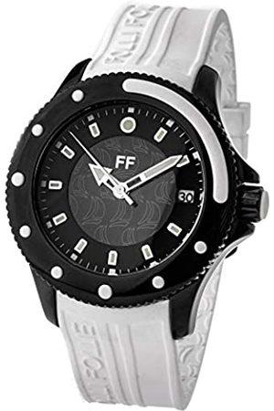 Folli Follie Damen Uhren - Uhr mit Miyota Uhrwerk Woman WF1Y002ZDW 44 mm