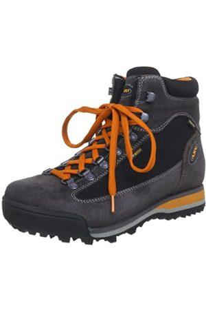 Aku Unisex-Erwachsene Slope Micro GTX Trekking-& Wanderhalbschuhe, (Arancio/Nero 108)