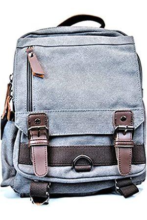 Generic Kenenna Messenger Bag Rucksack Crossbody für Damen und Herren Diese Schultertasche bietet Platz für ein Tablet mit 10 Zoll und mehr mit Leichtigkeit. Diese Leinwand ist robust