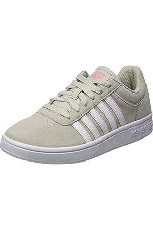 K-Swiss Damen Court CHESWICK SPSDE Sneaker, MNSTRCK/FLMNGOP/W