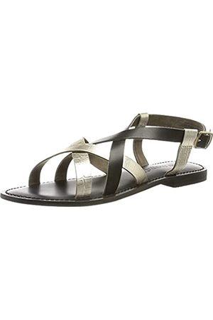 VERO MODA Damen VMTEALO Leather Sandale