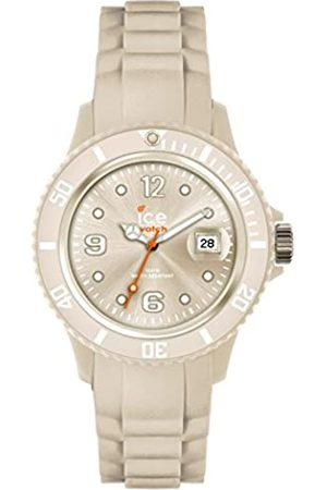 Ice-Watch Unisex Analog Quarz Uhr mit Silikon Armband SP.SI.CRB.U.S.15