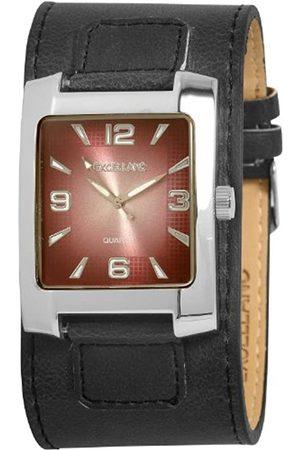 Excellanc Herren-Uhren mit Polyurethan Lederband 293027100090