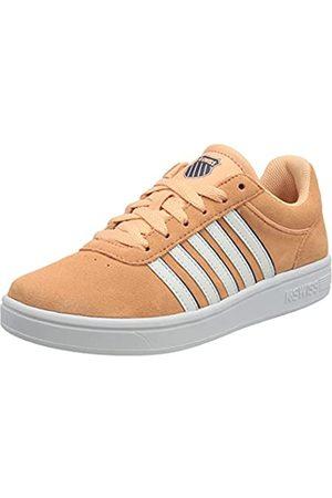 K-Swiss Damen Court CHESWICK SPSDE Sneaker, PCHNCTR/GRYSTN/WT