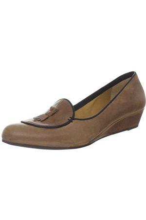 Coclico Damen Rachael Slip-On Loafer, Braun (Mahagony/ )