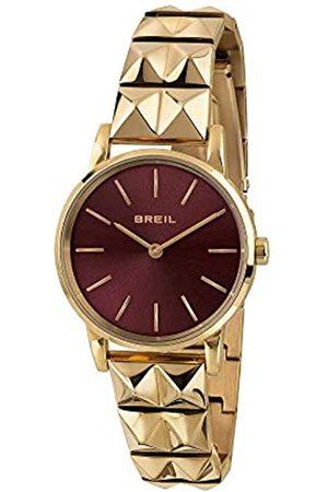 Breil Uhr für Frau Modell Rockers mit stahlarmband