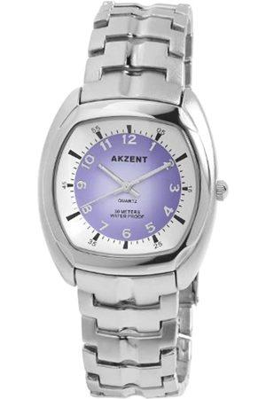 Akzent Herren-Uhren mit Metallband SS7623000026