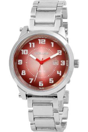 Excellanc Herren-Armbanduhr XL Analog Quarz Verschiedene Materialien 284027100109