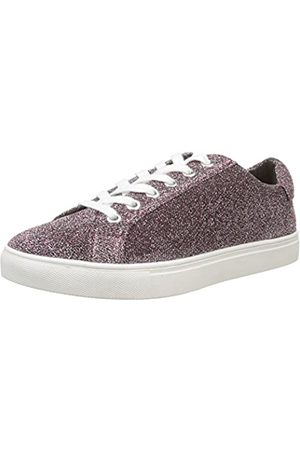Pimkie Damen Crs18 Glittsneak Sneaker, Pink (Rose)