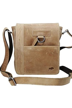ARRIGO BELLO Unisex-Erwachsene Shoulder Bag Schultertasche