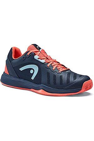 Head Damen Sprint Team 3.0 2021 Clay Women DBCO Tennis Shoe, /Koralle