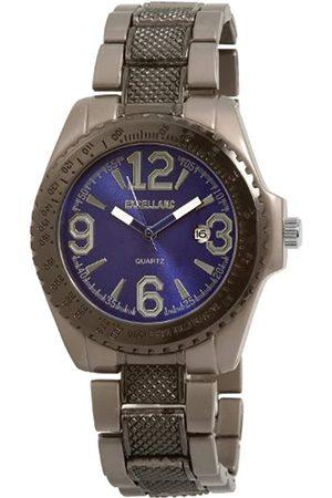 Excellanc Herren-Uhren mit Metallband 284073000065