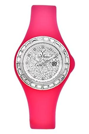 Toy Watch Unisex-Armbanduhr Analog Silikon JY13PS