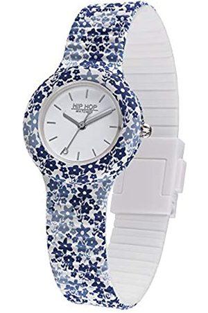 Hip Damen Analog Quarz Uhr mit Silikon Armband HWU0994