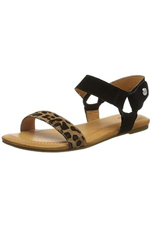 UGG Australia Damen Rynell Leopard Sandale