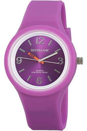 Excellanc Herren-Uhren mit Silikonband 225683800003