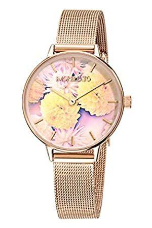 Morellato Damen Analog Quarz Uhr mit Edelstahl Armband R0153141502