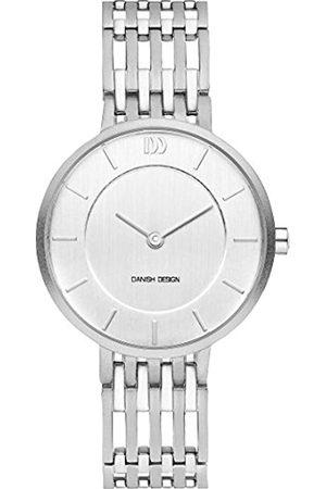 Danish Design Damen Analog Quarz Uhr mit Titan Armband 3326616