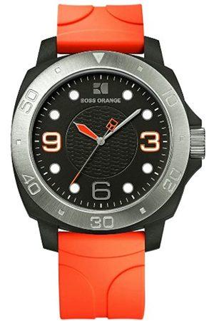 HUGO BOSS Boss Herren-Armbanduhr Analog Silikon 1512665