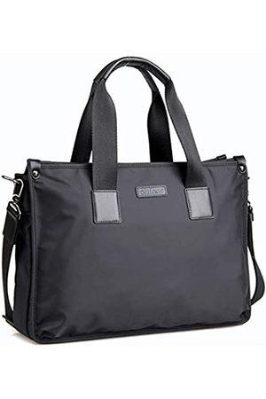 cmlang Aktentaschen für Herren Business Casual Oxford Tuch Tasche 14 Zoll Laptop Tasche
