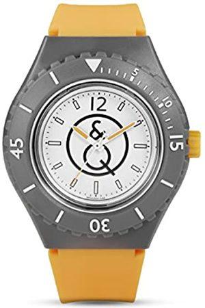 Q&Q Unisex-Armbanduhr 20Bar Series Analog Quarz Resin RP04J004Y