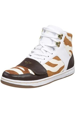 Creative Recreation Cesario Damen-Sneaker mit hohem Schaft, ( /Tigerstreifen)
