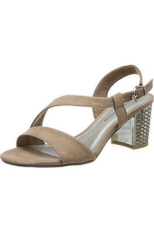 Marco Tozzi Damen 2-2-28327-26 Sandale mit Absatz