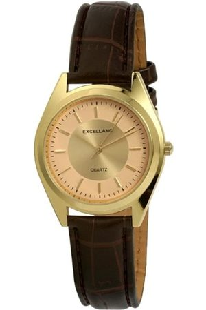 Excellanc Herren-Uhren mit Polyurethan Lederband 290304000003