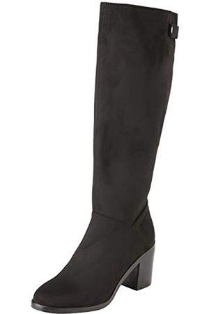 Pimkie Damen Crw18 Cavazippi Hohe Stiefel, (Noir 899a08)