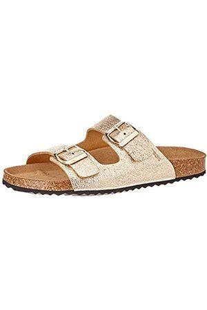 Geox Damen D BRIONIA A Slide Sandal