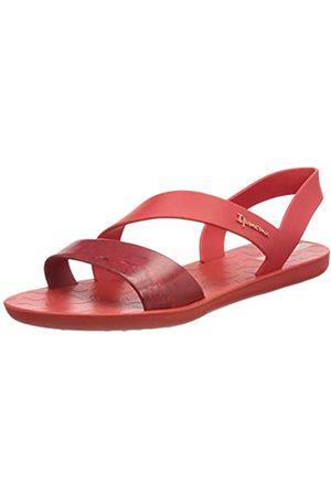 Ipanema Damen Vibe FEM Sandale, red/Splash Clear