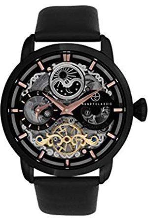 Trendy Classic Für Herren Analog Quarz Uhr mit Leder Armband CC1056-02