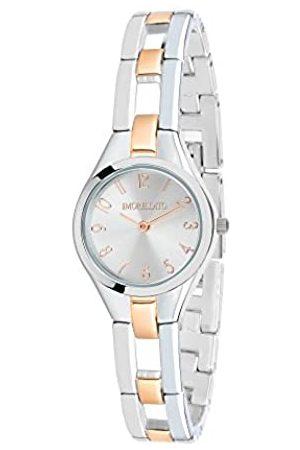 Morellato Damen Analog Quarz Uhr mit Edelstahl Armband R0153148502