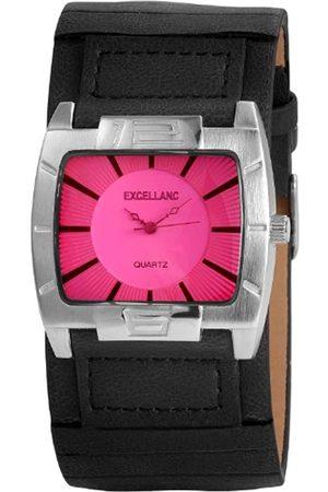 Excellanc Herren-Uhren mit Polyurethan Lederband 295025500025