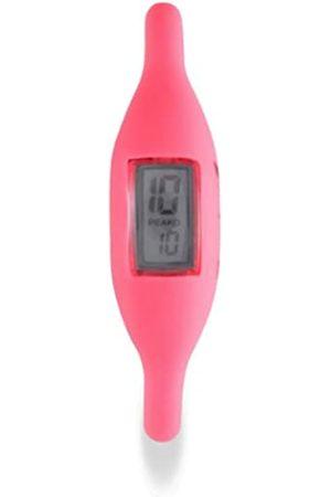 Peako Unisex-Armbanduhr Silikon Pink 17 Cm 30010006